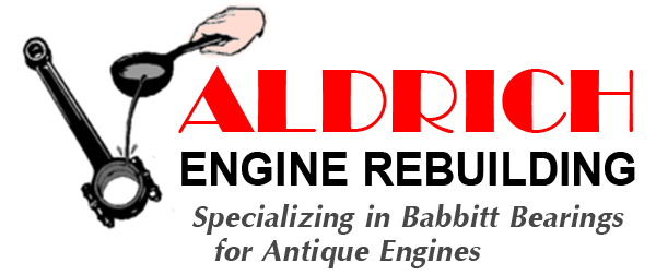Aldrich Engine Restoration